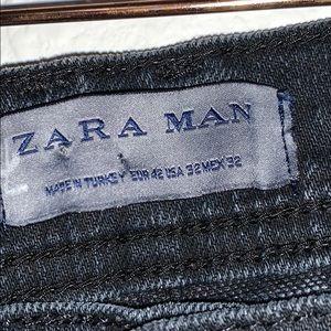 Zara men's jeans